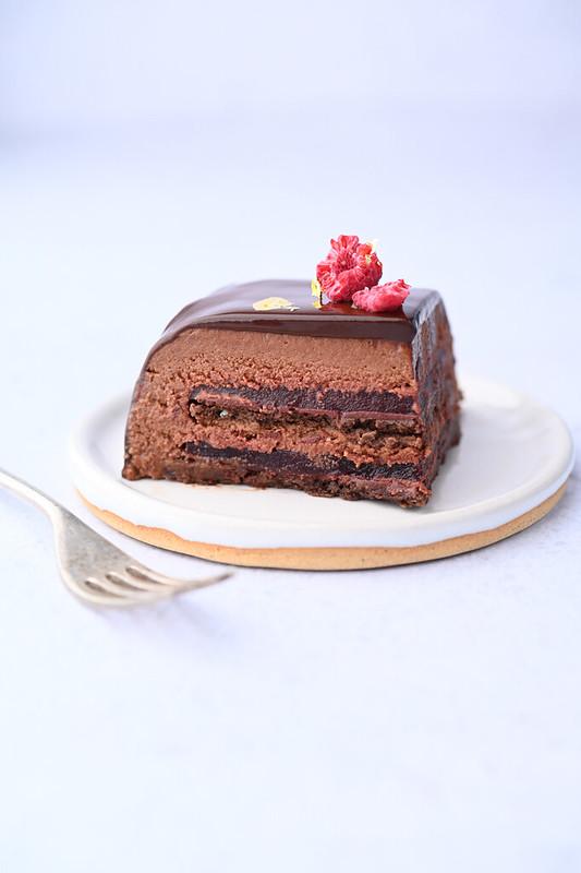 Raspberry and Chocolate delight