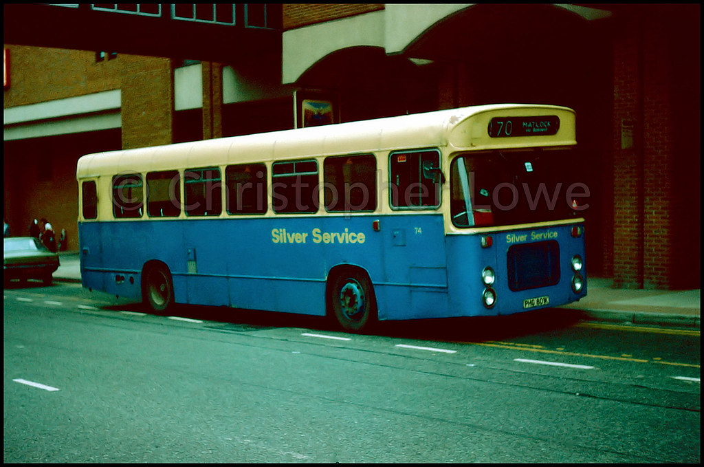 Silver Service  74.