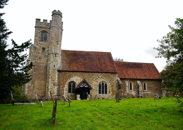 All Saints Church, Iden