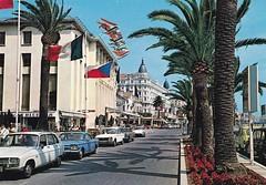Postcard Cannes (06 Alpes-Maritimes) Le Palais des festivals 1970a