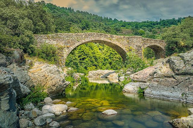Ardèche - Pont du Rouge