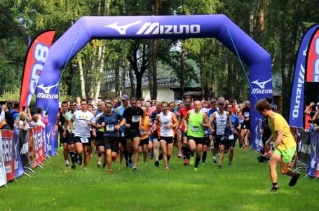 V premiéře Mizuno Labského půlmaratonu vyhráli Bartoš a Vrbová