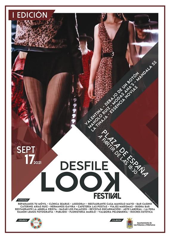 Cartel Desfile Look Festival