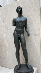 Apolo, bronce S-I d.C.