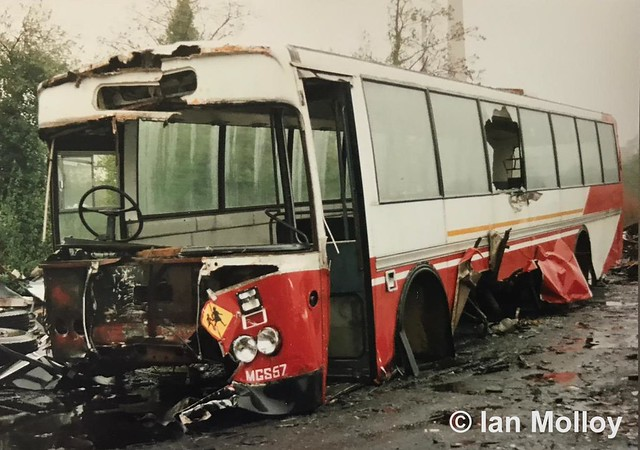 Bus Éireann MGS 57 (57 IK).