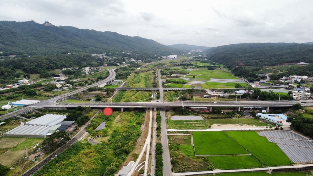 20210911銅科環差地方說明會。銅鑼朝森橋。照片提供:賴世若