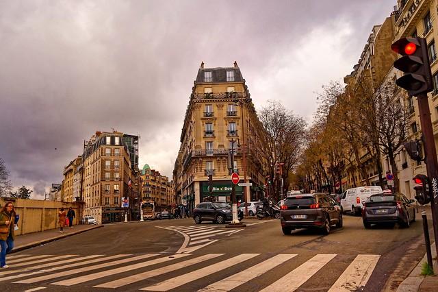 Montmartre / Rue Caulaincourt - Rue Joseph de Maistre