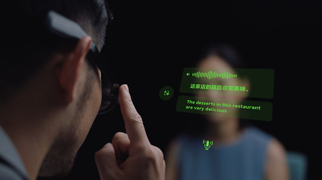 Canggihnya! Xiaomi Perkenal Konsep Kaca Mata Pintar Xiaomi Smart Glasses