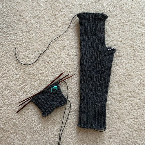 Serviceberry mitts for Mickael