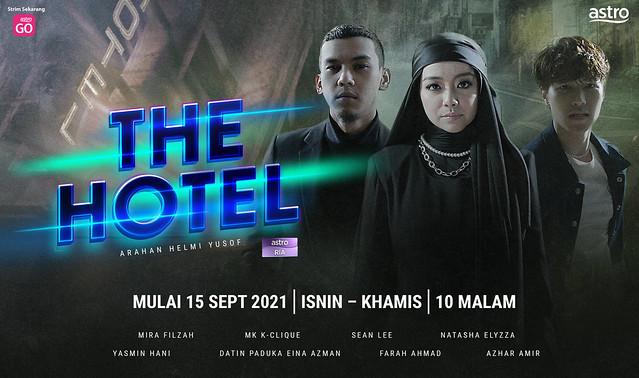 Fakta Sinopsis Drama The Hotel Lakonan Mira Filzah &Amp; Mk K-Clique