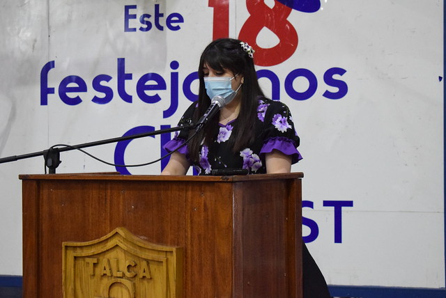Oración por Chile 2021 en Sede Sur