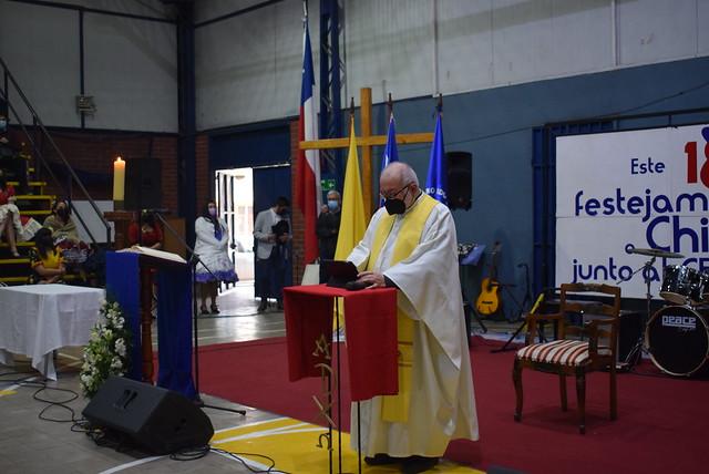 Oración por Chile 2021 en Sede Norte.