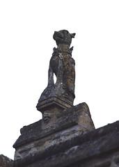 chained beast (heraldic?)