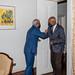 Secretário Executivo recebe Embaixador de Cabo Verde junto da CPLP_ (1)