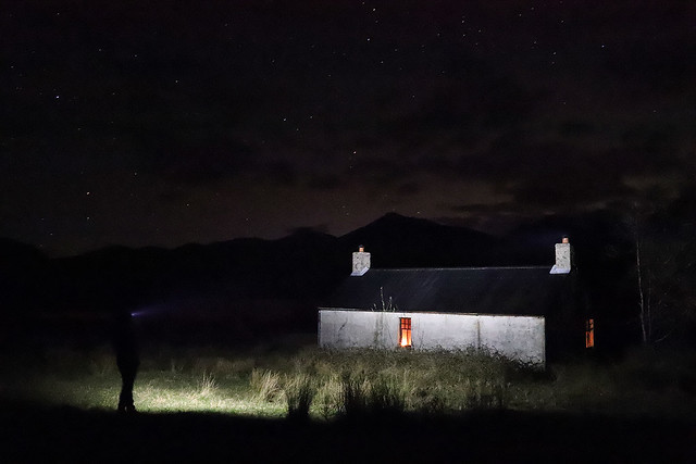 Cadderlie By Night