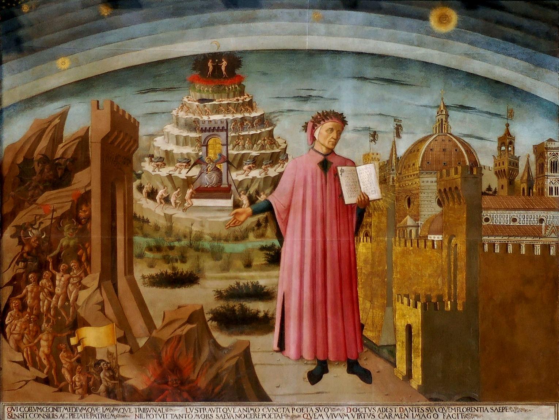 Egy katedrálist épített szavakból – 700 éve halt meg a világirodalom egyik legnagyobb alakja, Dante