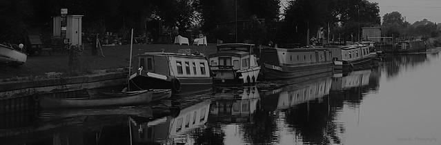 Cranfleet Moorings. Sept 2021