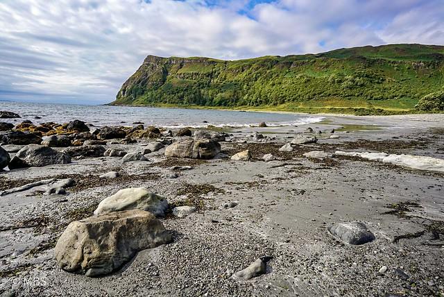 Isle of Mull scenery.