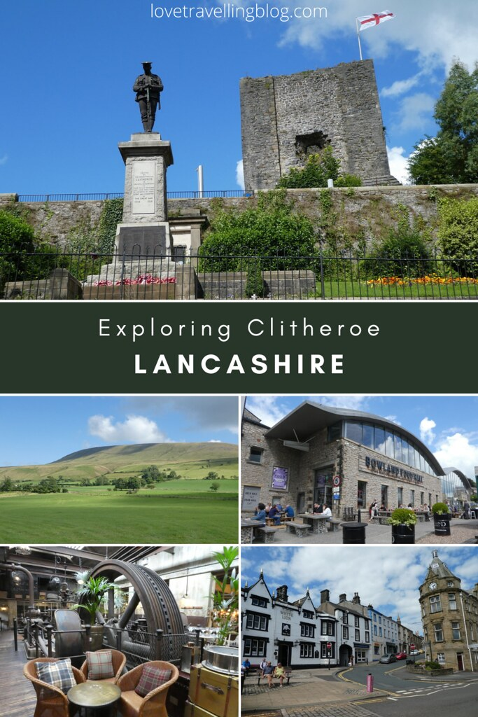 Exploring Clitheroe, Lancashire