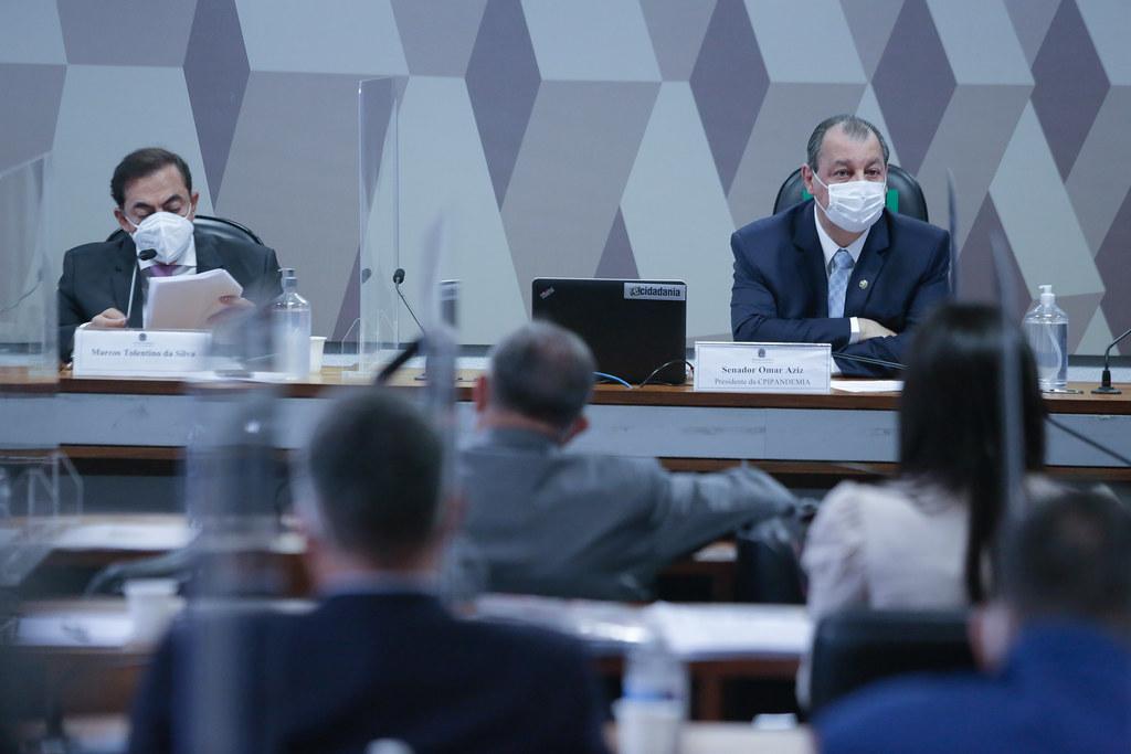 CPIPANDEMIA - Comissão Parlamentar de Inquérito da Pandemia