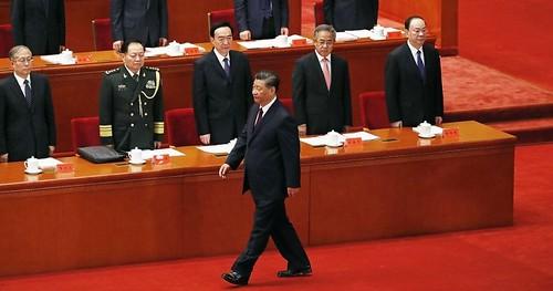 CHINA GOVERNMENT PANDEMIC CORONAVIRUS COVID19