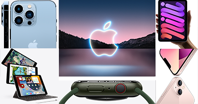The anticipated Apple iPhone 13 event unveiling a slew of new devices.