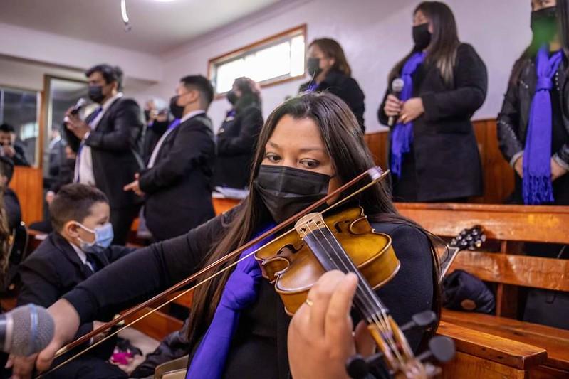 Servicio de Acción de Gracia, en conjunto a la Unidad Pastoral de la comuna La Pintana.