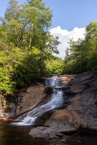 Bubbling Spring Falls