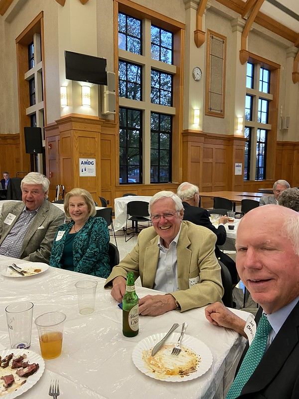 Classes of 1960 & 1961 - Joint 60th Reunion