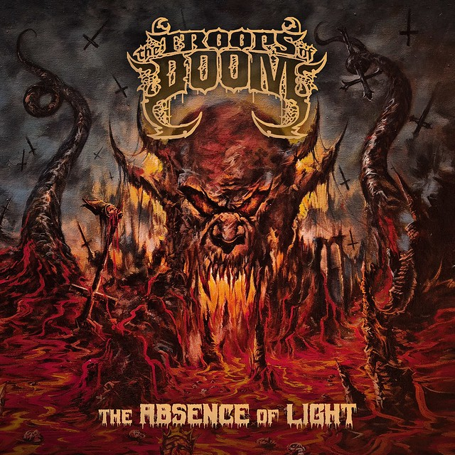 E.P. Review: The Troops of Doom – The Absence Of Light