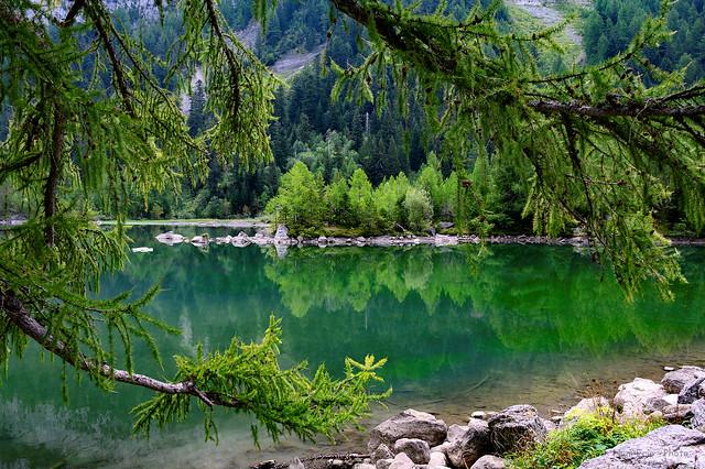 Lac de Derborence sept 2021