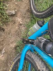 Broken Pedal Spindle