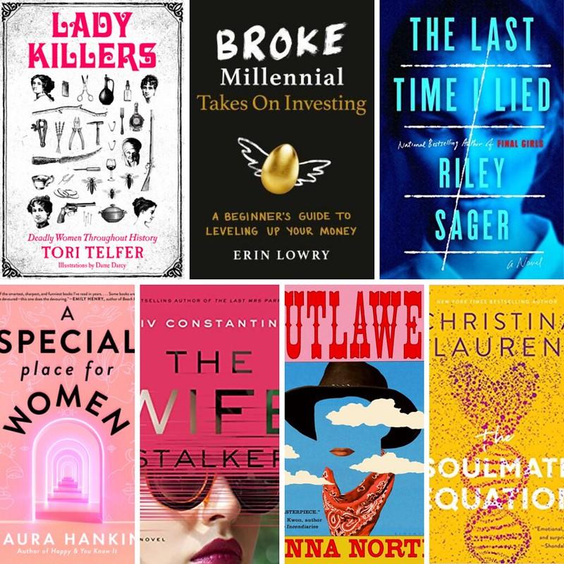 Books August 2021