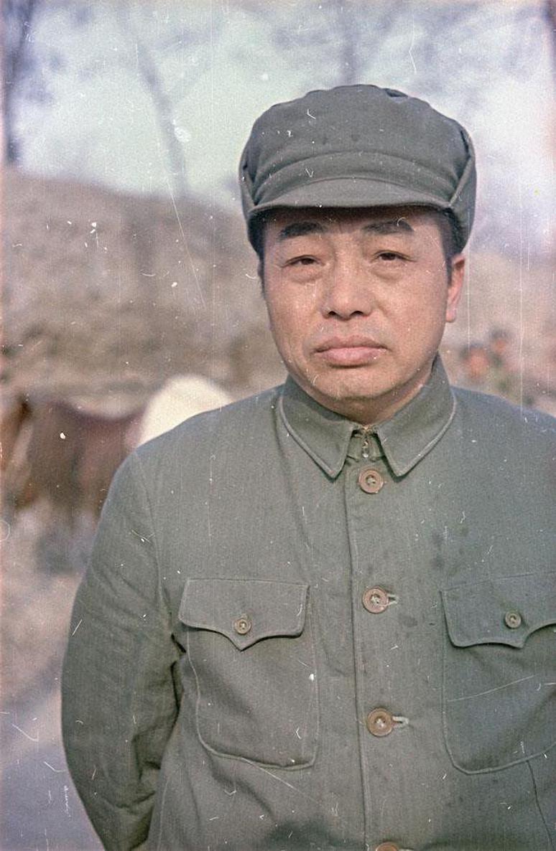 1949. Генерал Народно-освободительной армии (НАО) Китая Пэн Дэхуай
