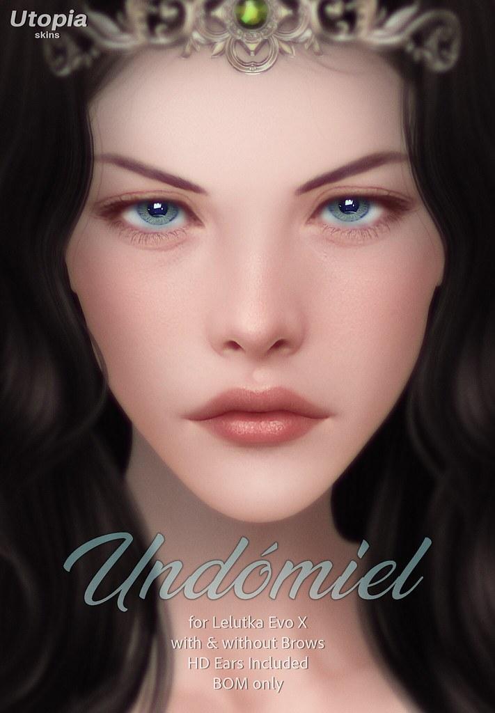 Utopia / Undómiel for @The Solstice