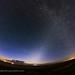 The Zodiacal Light in the September Dawn v1