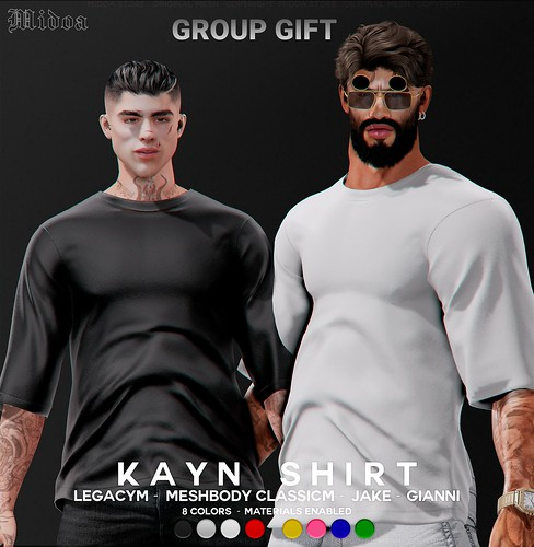 Midoa Group Gift / Kayn Shirt