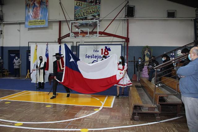 Fiesta de la Chilenidad 2021 Sede Sur
