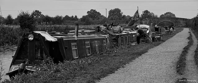 Narrowboat Life. Cranfleet. Long Eaton. Sept 2021. [in explore] (Flickr Explore)