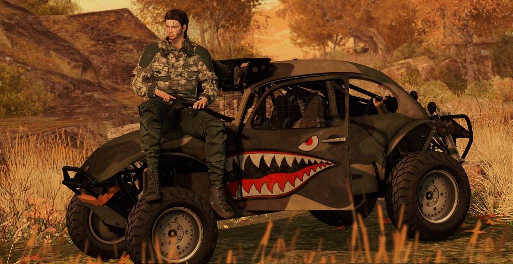 #145 Badlands Patrol