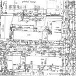 Моссаковского Владимира улица, 6А - Карта М1-500 PAPER800 [Бердик А.Н.] [Житников В.В.]