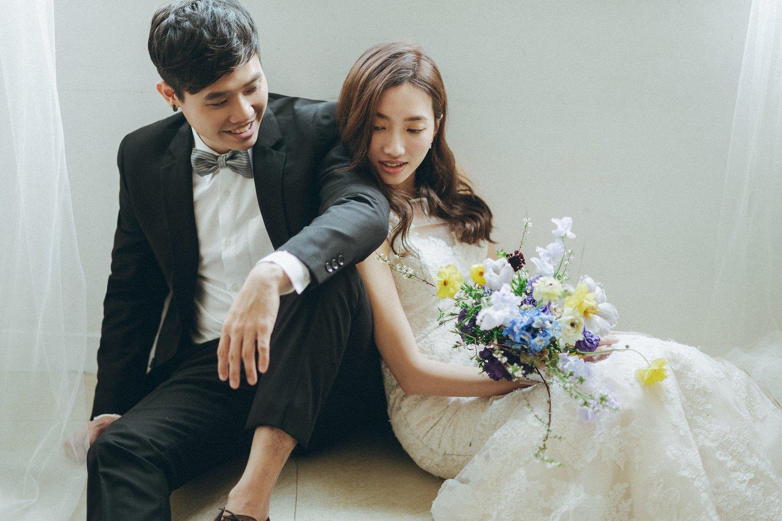 【婚紗】Rei & John / 婚紗意象 / F&P studio