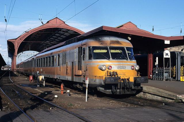 RTG (T2021 & T2022), Strasbourg, 23/02/1995