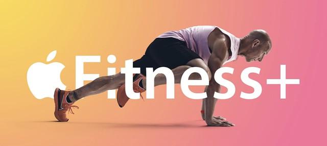 Aplikasi Apple Fitness+