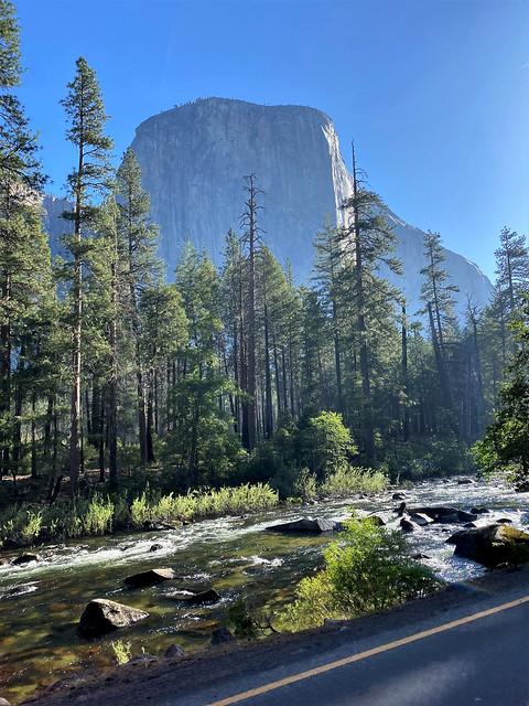 Yosemite NP ~ morning in Yosemite Valley