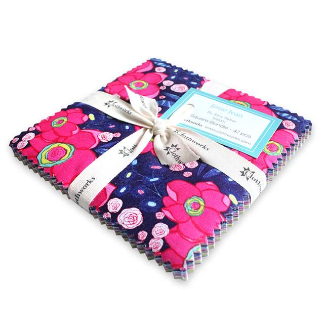Clothworks / Josie Jean / 5in Squares 42pcs / チャームパック