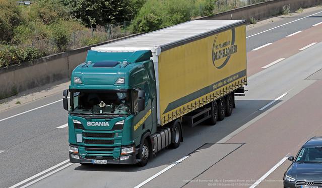 OG-UP 310 Scania 02-07-2020 (Germany)