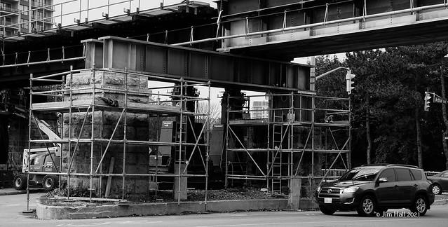 Speed River Railway Bridge Repair