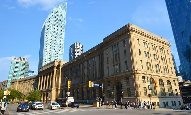 Dominion Public Building .... 1 Front Street .... Toronto, Ontario, Canada