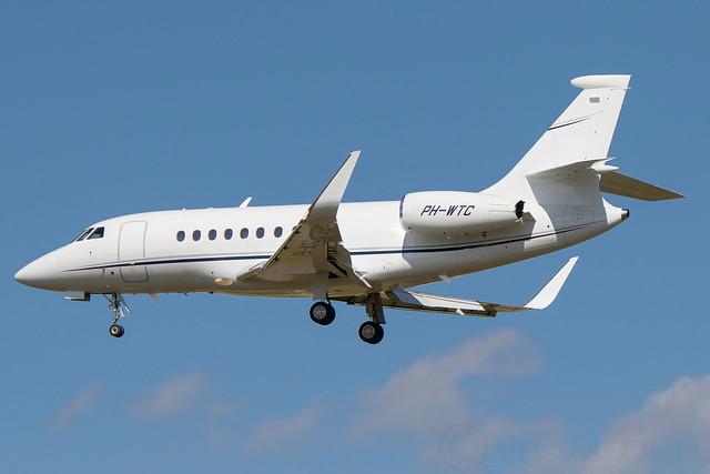 Dassault Falcon 2000S Aeroboek cn 707